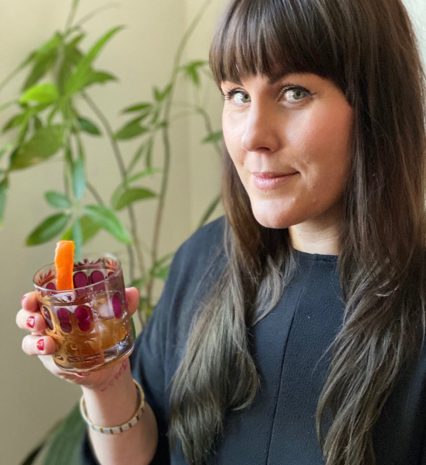 Maureen Shannon is managing bartender at In The Valley on Passyunk Avenue.